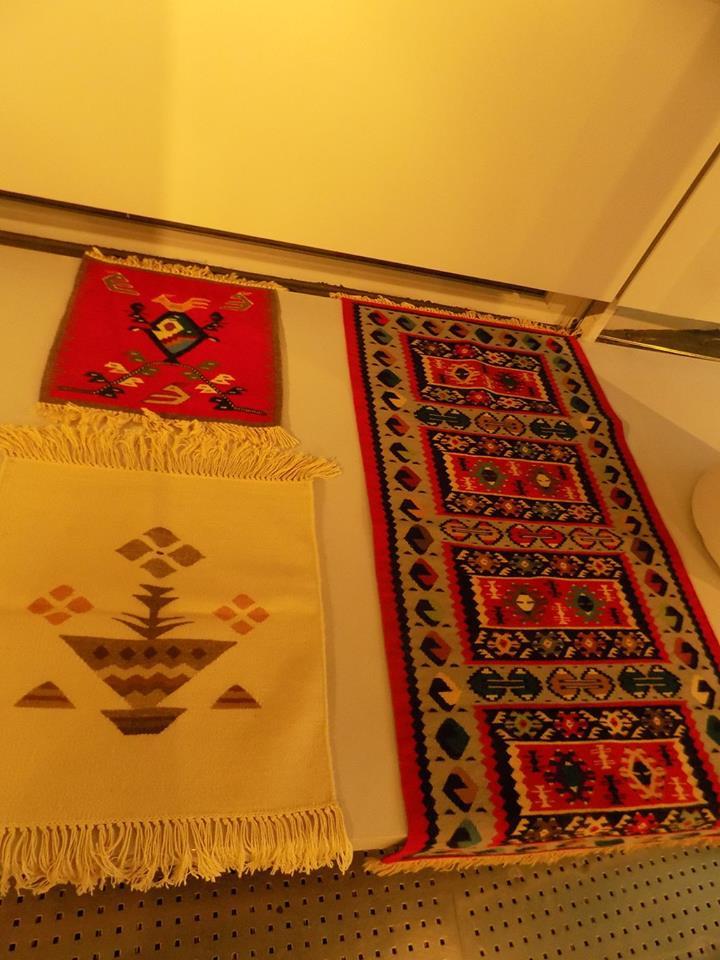 Чипровските килими на гости в НБУ