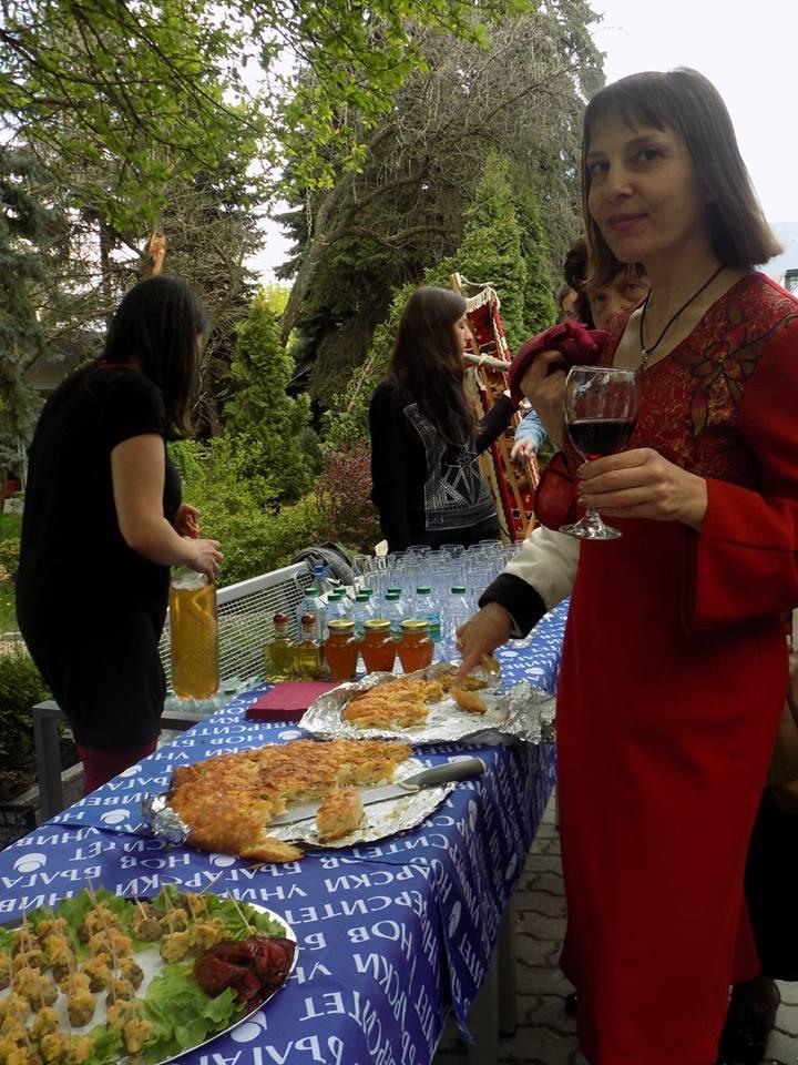 """7 години Пътуващ университет """"Място за бъдеще"""" в Чипровци – Честване в НБУ на 24 април 2015 г."""